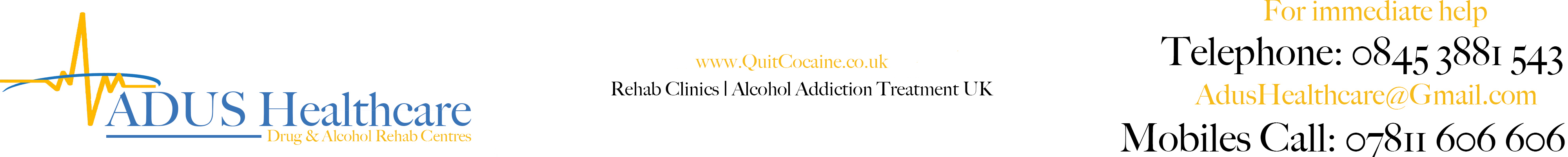 Quit Cocaine | Rehab Clinics for Drug Addiction
